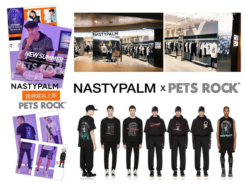 Pets Rock/Nasty Palm Collaboration